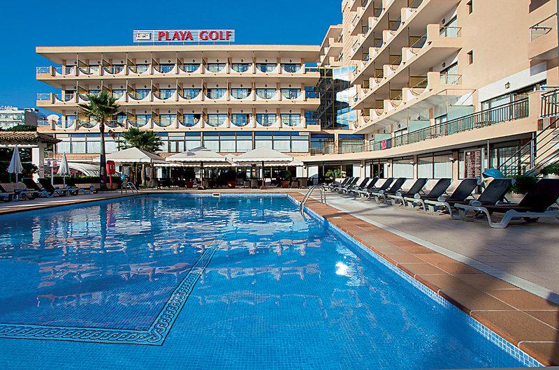 Hotel Playa Golf Mallorca Urlaub In Playa De Palma
