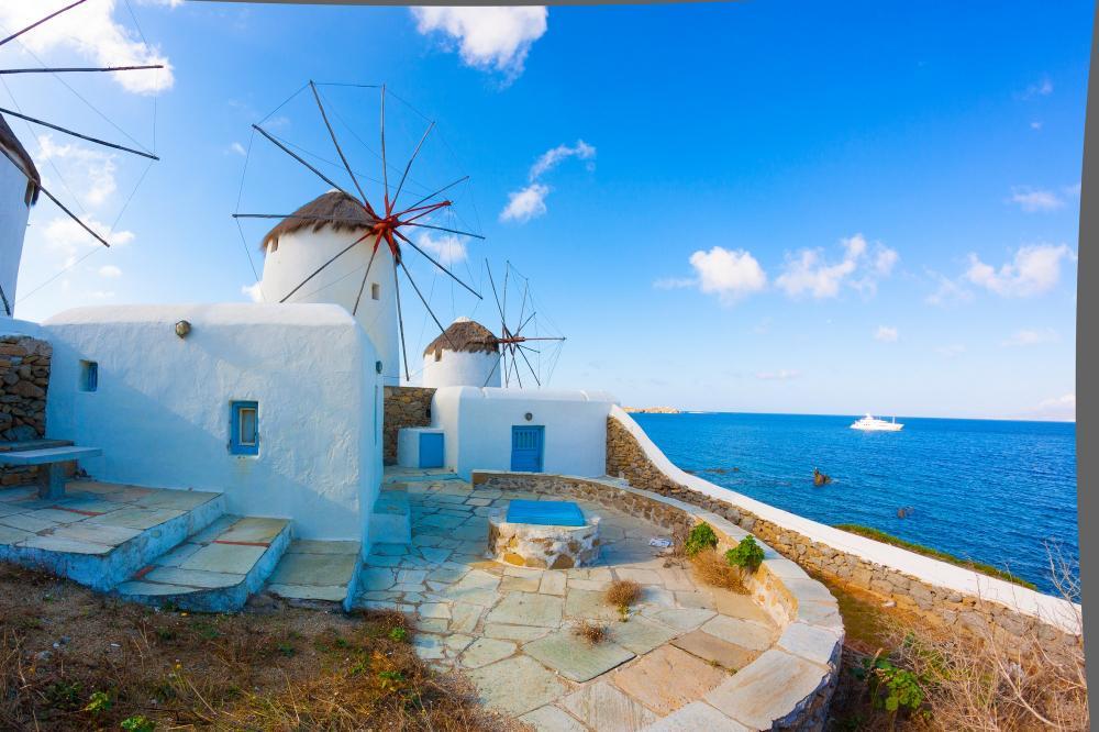 Griechenland: Mykonos