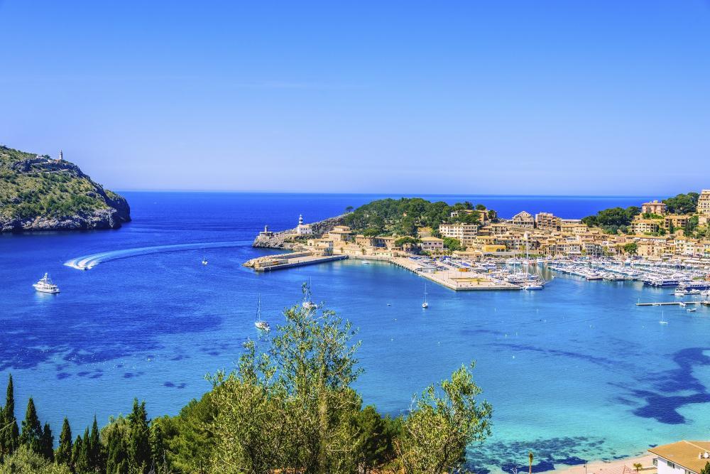 Spanien: Mallorca - Port de Soller
