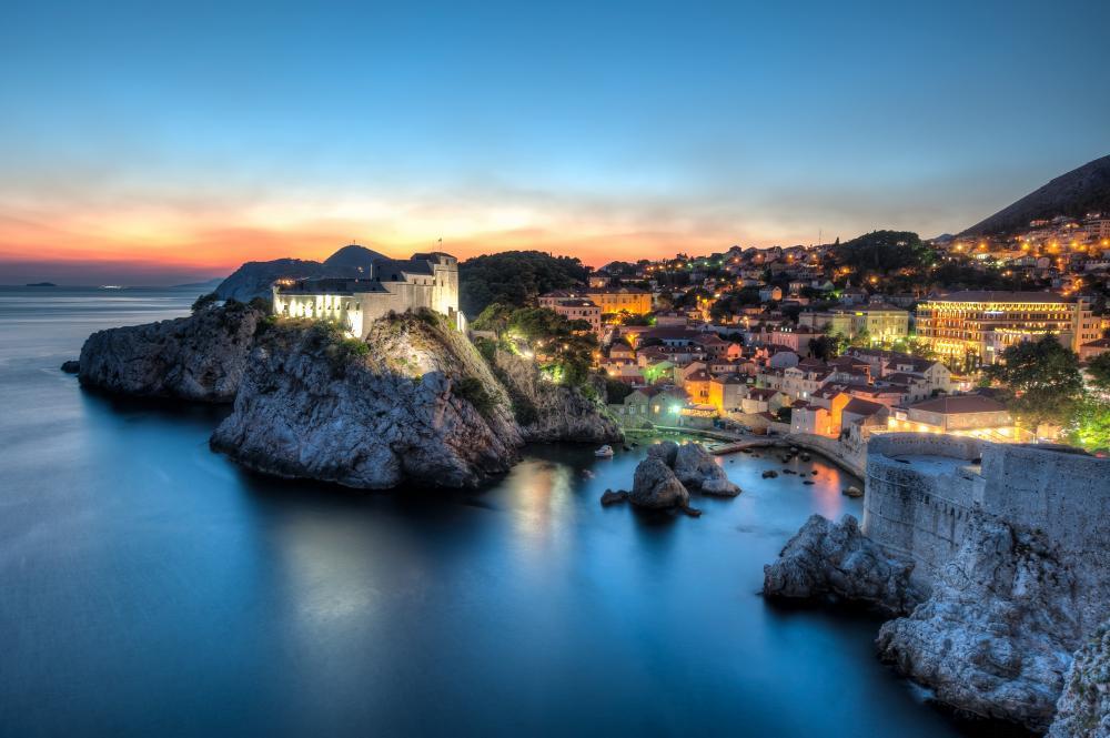 Kroatien: Dubrovnik