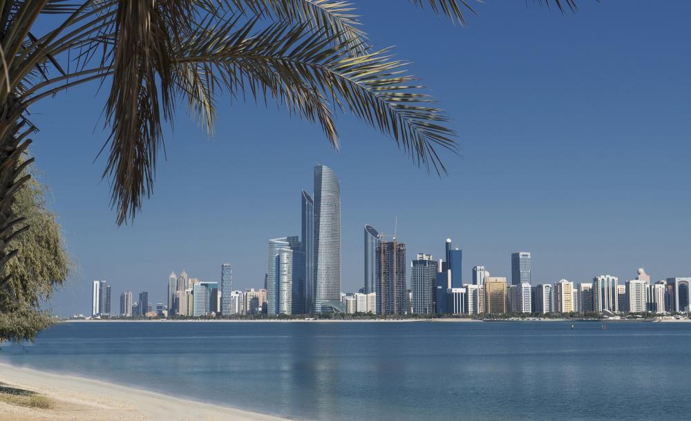 VAE: Abu Dhabi II