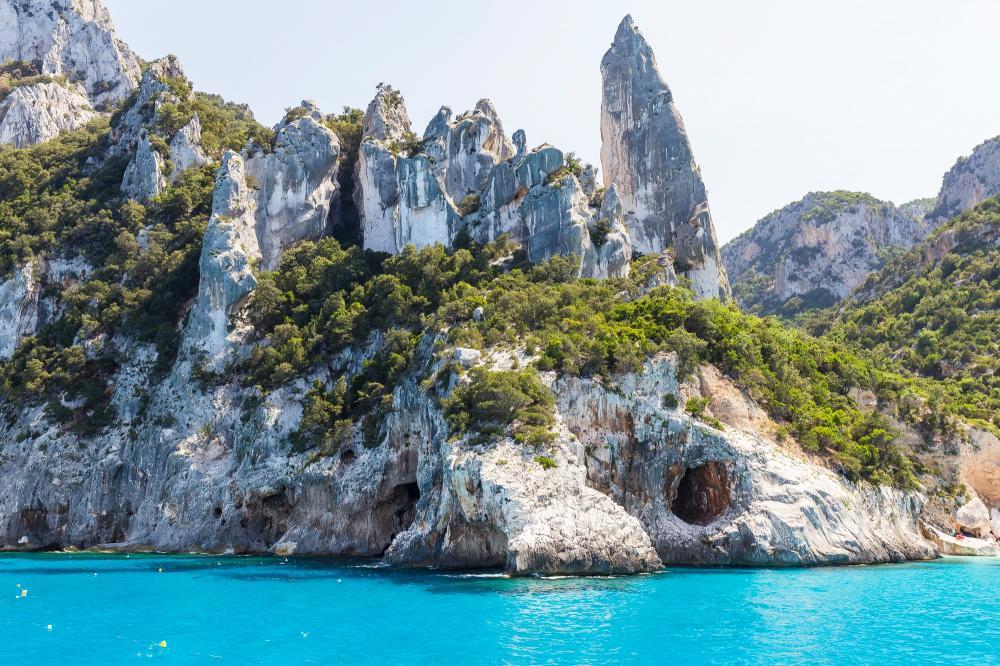 Italien: Sardinien - Cala Goloritze - Strand