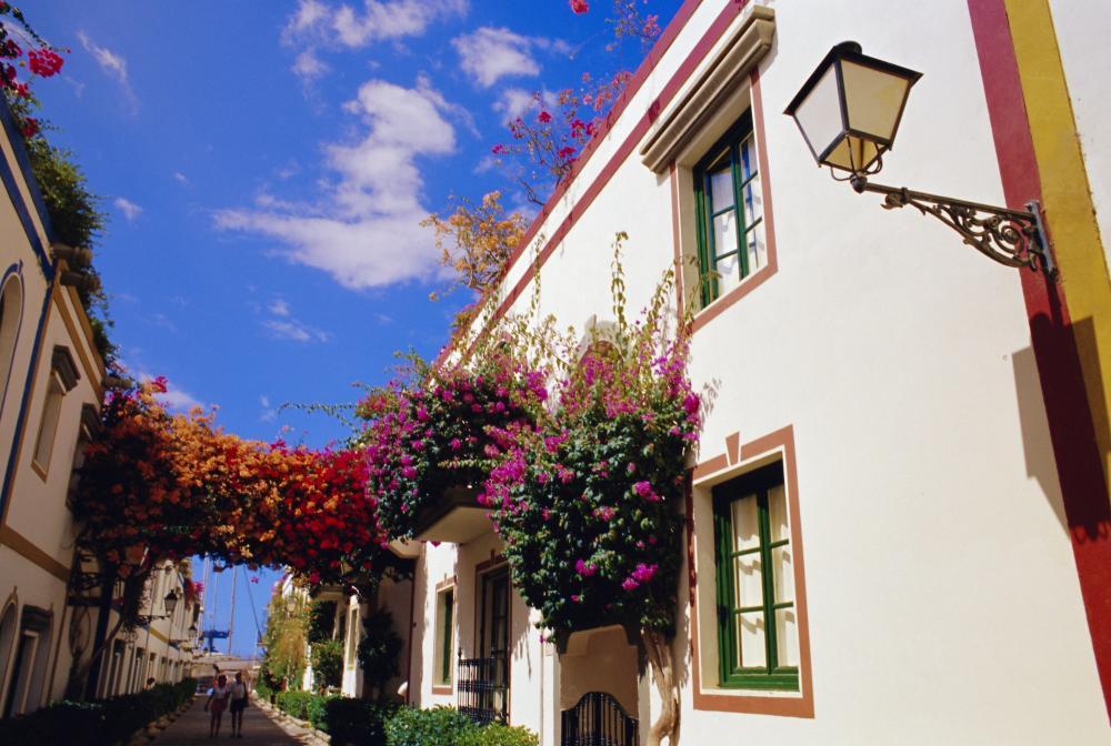 Spanien: Kanaren - Gran Canaria - Puerte de Mogon