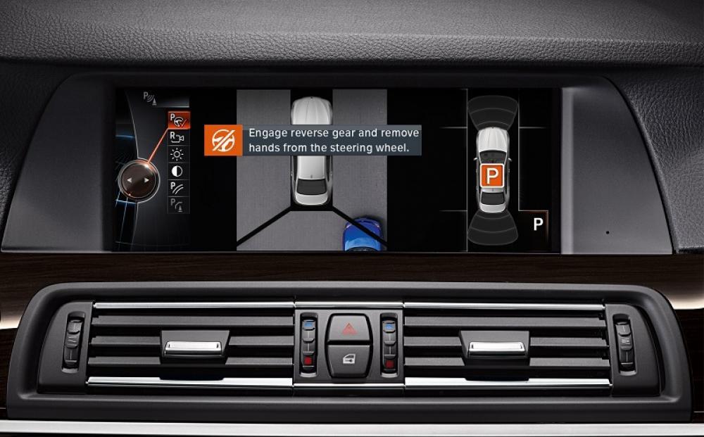 Parkkamera- Parkpilot - BMW