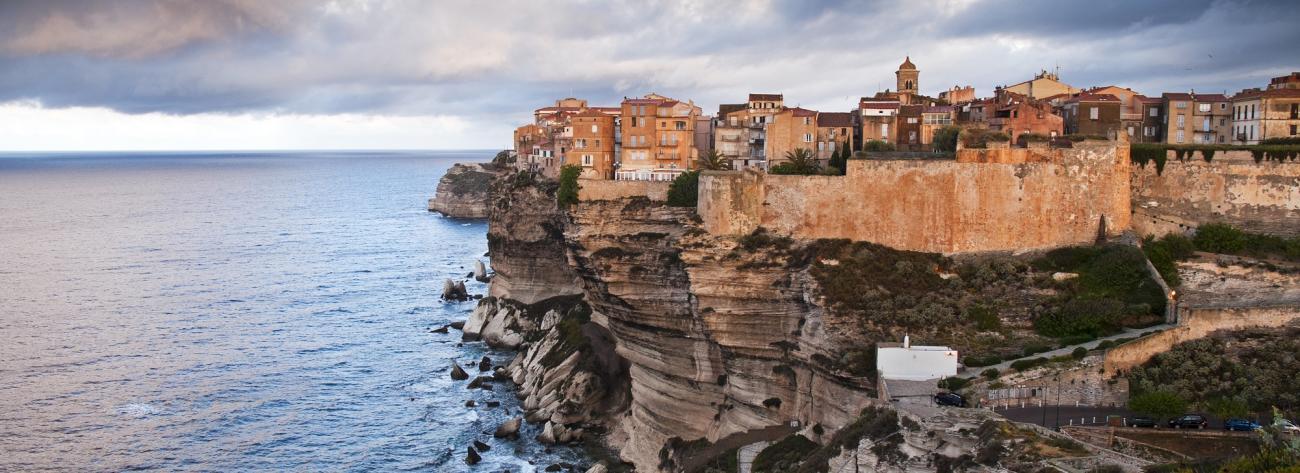 Rundreise_Frankreich: Korsika - Bonifacio