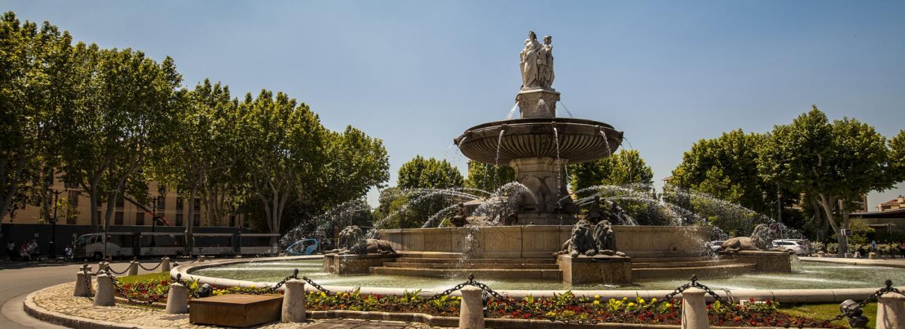 Rundreise_Frankreich: Provence - Aix en Provence