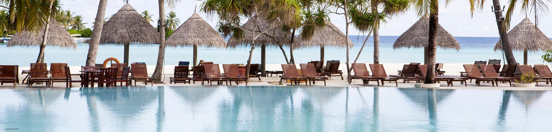 Karibik: Hotel - Pool II - Emotion