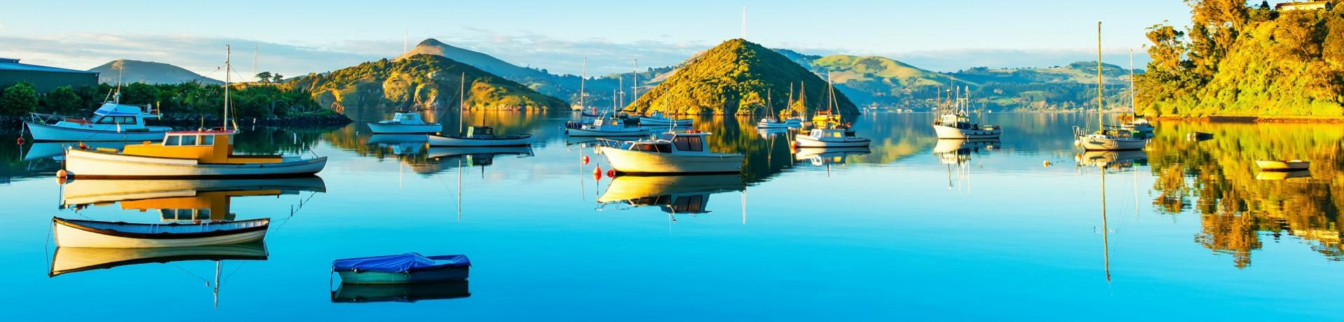 Neuseeland: Port Chalmers - Emotion