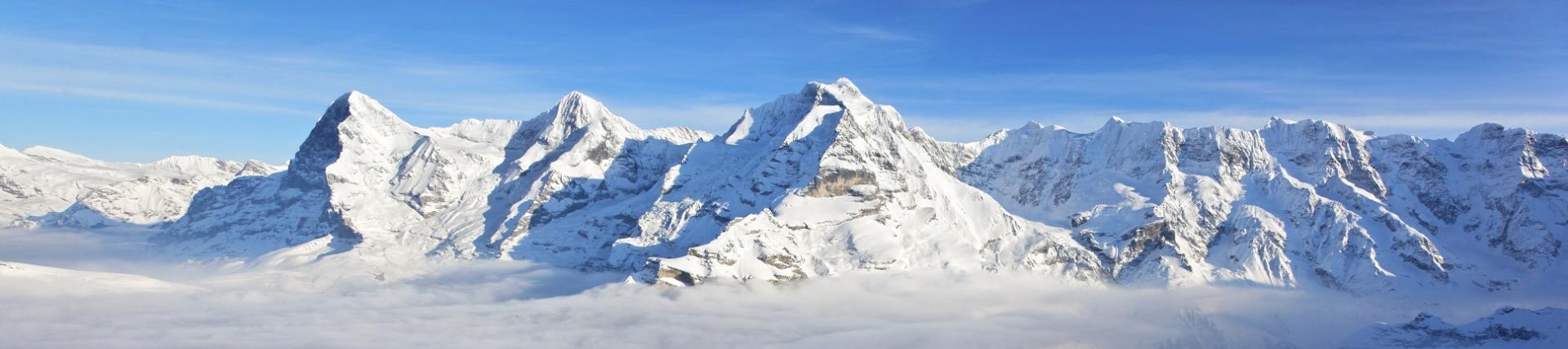 Headerbild Das sind die schönsten Skigebiete der Alpen und der deutschen Mittelgebirge