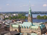 Bild für Hamburger Rathaus