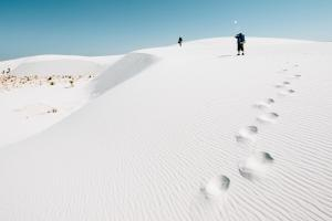 USA: New Mexico, White Sands