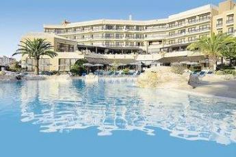 Zypern Aquamare Beach Spa Resort In Paphos