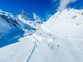 Hintertuxer Gletscher - Hintertux
