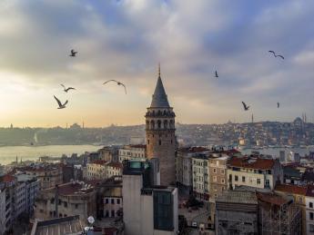 Galataturm - Istanbul