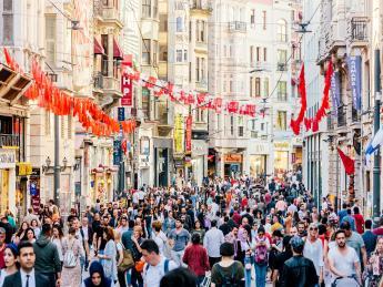 Istiklal Caddesi - Istanbul