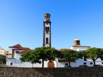 Iglesia de San Francisco de Asís - Santa Cruz De Tenerife