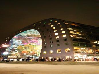 Markthalle - Rotterdam
