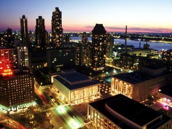 Lincoln Center - New York City