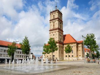 8932+Deutschland+Mecklenburgische_Seenplatte+Neustrelitz+Stadtkirche+GI-95415655