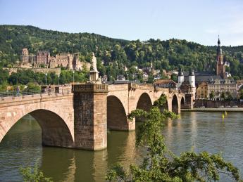 Sehenswürdigkeiten - Heidelberg