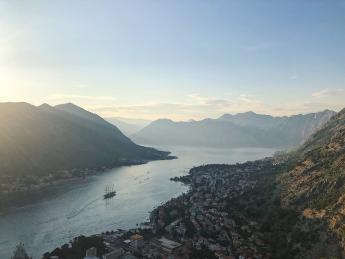 Bucht von Kotor - Kotor