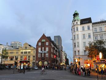 Davidwache - Hamburg