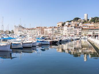 Hafen - Cannes