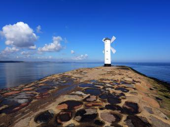 Leuchtturm Mühlenbake - Swinoujscie (Swinemund)
