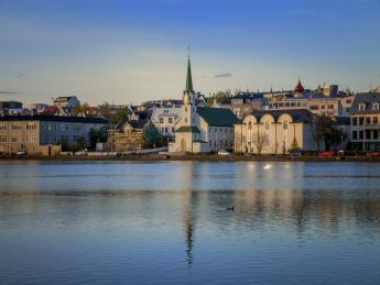 Fríkirkja - Reykjavik