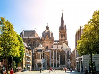 Aachener Dom - Aachen