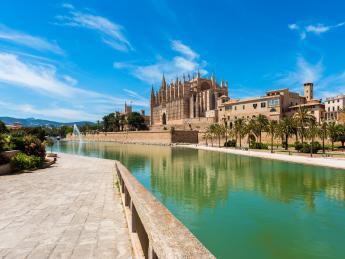 Die Kathedrale der Heiligen Maria - Palma de Mallorca