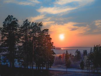 Storsjön - Östersund