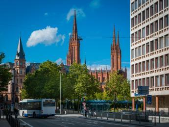 Marktkirche Wiesbaden - Wiesbaden