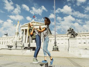 Österreichisches Parlament - Wien