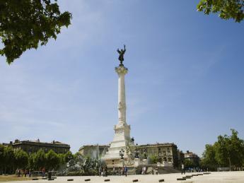 Place des Quinconces - Bordeaux