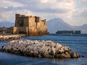 Castell dell'Ovo - Neapel
