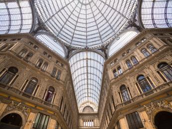 Galeria Umberto - Neapel