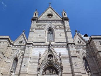 Kathedrale von Neapel - Neapel