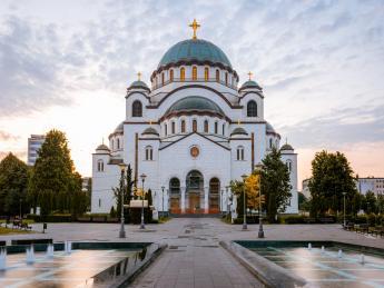 Dom des Heiligen Sava - Belgrad