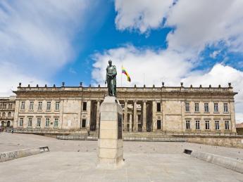 Plaza de Bolívar - Bogota