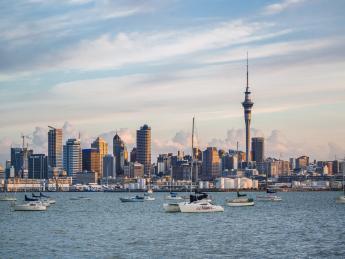Skyline - Auckland City