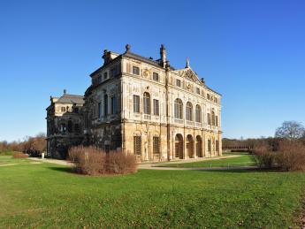 Japanisches Palais - Dresden