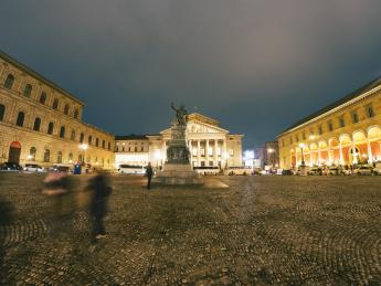 Bayerische Staatsoper - München