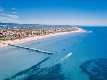 Semaphore Beach - Adelaide