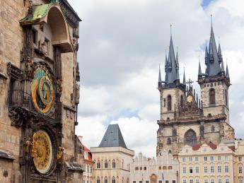 Altstädter Rathaus - Prag