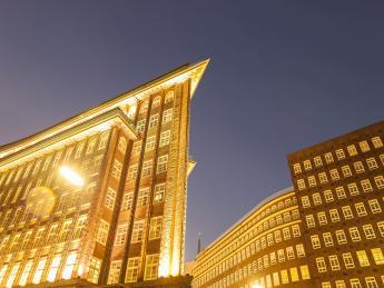 8419+Deutschland+Hamburg+Chilehaus+GI-519675315