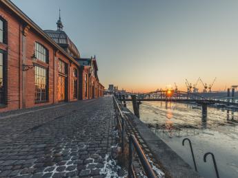 Fischmarkt - Hamburg