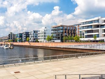 Überseestadt - Bremen