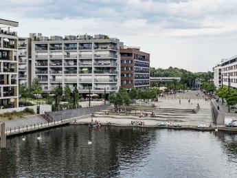 Hafen - Offenbach