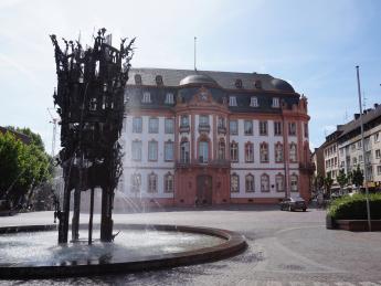 Fastnachtbrunnen - Mainz